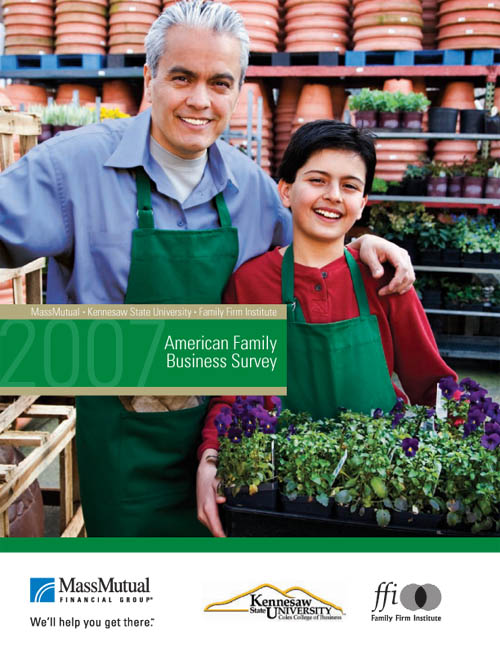 American family business survey 2007